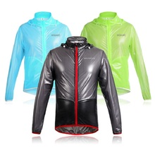 WOSAWE Rain Jacket Cycling Jersey Waterproof Windproof ropa ciclismo mtb bike Bicycle clothes Cycling Raincoat 4 Colors
