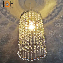 New arrival Crystal chandelier Icicle Droplets Light fixtures Vintage Antique Style Home art Decor lamp for kitchen bedroom 9141
