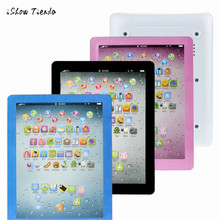 2017 New Child Touch Type Computer Tablet English Learning Study Machine Education Toy Christmas Gift Dropshipping 20(China)