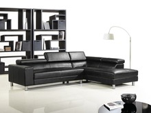 cow genuine leather sofa set living room sofa sectional/corner sofa couch sofas black top graded leather