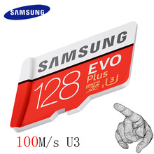 Buy SAMSUNG 100Mb/s Memory Card 128GB 64GB 32GB Micro SD Card Class10 U3 U1 4K Microsd Flash TF Card Phone Computer SDHC SDXC for $5.28 in AliExpress store