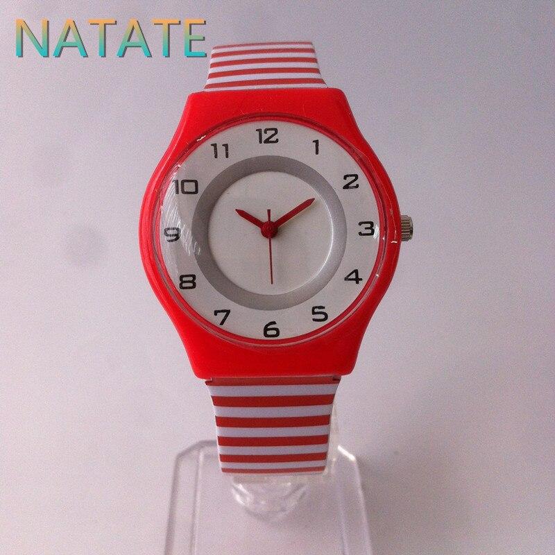 NATATE Woman Fashion Brand Quartz Mini Watch Willis Waterproof Round Dial Design Ultrathin Silicone band Wrist Watch 1150<br><br>Aliexpress
