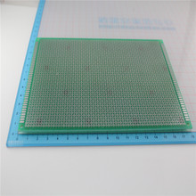 Free shipping 50pcs/lot 12*18 universal board single side Fr-4 PCB 12*18 HASL universal plate 12*18 test board pcb manufactur(China)