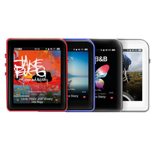 Shanling M1 (+ leather case +screen protective film free )Portable Music Player sport Bluetooth Mini DAP DSD Lossless MP3
