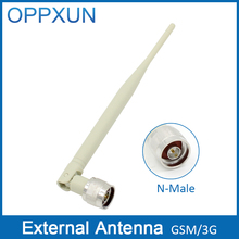 2G 3G indoor antenna GSM WCDMA dual band antenna 900Mhz 2100Mhz antenna 4dBi Omni antenna for 2G 3G signal booster repeater(China)