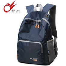 OLIDIK small Capacity Ultralight Folding Travel Bag Unisex Skin Mountaineering Bag Rucksack Leisure Waterproof Bicycle Backpack