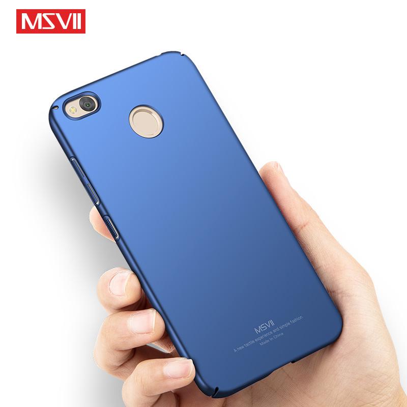 Msvii-Slim-4X-Case-for-Xiaomi-Redmi-4X-Case-Luxury-Matte-32gb-Cover-shockproof-for-Redmi (4)