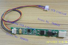 CA-166 notebook LED constant current driver board Inverter Buck 9.6V output dimmable constant current source