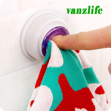 vanzlife creative self-adhesive multi-use cloth towel hook clip multicolor lazy clip extraction washing towels racks
