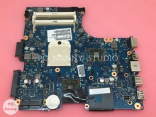 NOKOTION 611803-001 for HP COMPAQ CQ325 325 625 laptop motherboard s1 DDR3 & free CPU(China)
