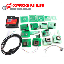 Wholesale Price X Prog-M Xprog m V5.55 ECU Chip Tunning Programmer X Prog M Box 5.55 XPROG-M Better Than 5.50 Xprogm 5.55