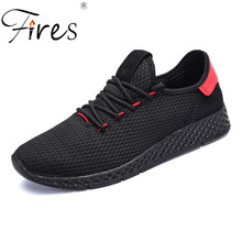 Fires Summer Sports Shoes For Men Trend Sneakers Man Outdoor Running Shoes Boy Air Mesh Jogging/Walking Shoes Flats Zapatillas