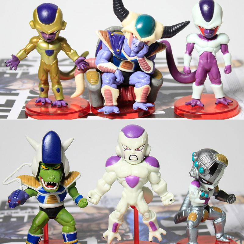 6PCS Dragon Ball Action Figure PVC Toys Collectible Models Gifts Decoration<br><br>Aliexpress
