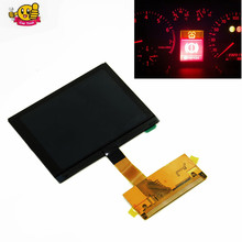 For AUDI TT LCD Display Screen for audi TT Jaeger A3 A4 Jaeger LCD dash dashboard repair Car Diagnostic Scanner(China)