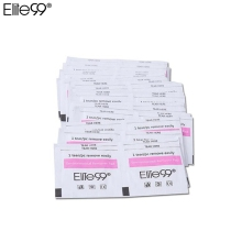 Elite99 50pcs Gel Polish Remover Wraps Pads Manicure Tools Wet Wipes Paper Pads Foil Nail Art Cleaner for UV Gel