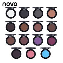 Novo Soft Tactility Professional Matte Eyeshadow Palette Makeup Eye Shadow Silky Eye Make Up Cosmetics(China)