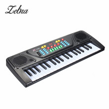 37 Keys Digital Electronic Organ 425 x160 x 50MM Keyboard Toy Kid Electric Piano Musical Instrument For Children Learning
