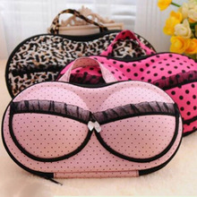 Women Lady Bra Protect Underwear Lingerie Travel Storage Bag Portable Box Case