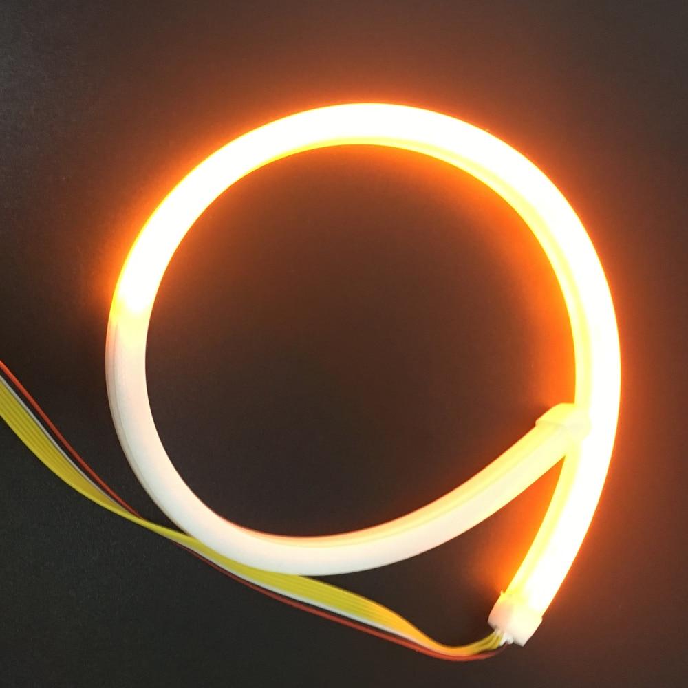 led strip light 12v for bmw audi amg 19