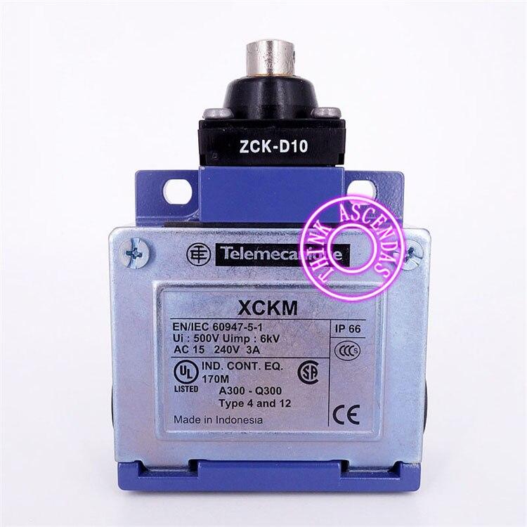 Limit Switch New XCKM115 ZCKM1 ZCKD15 / XCKM115H29 ZCKM1H29 ZCKD15 / XCKM115C ZCKM1C ZCKD15C / XCKM115H29C ZCKM1H29C ZCKD15C<br>