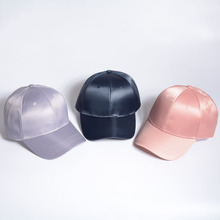 2017 new fashion ladies baseball cap summer sun hat sports gorras snapback multiple colors caps leisure travel bone(China)