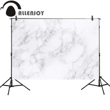 Allenjoy photography backdrop modern white marble fashion new professional background photocall customize photo studio(China)