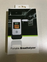 2 pieces Only Design Alcohol Tester China Supplier Manufacturer breathalyzer(China)