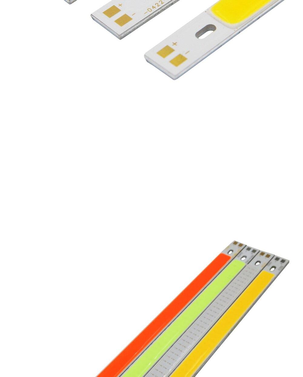 cob led light strip lamp bulb car auto lighting 10w 12V (7)