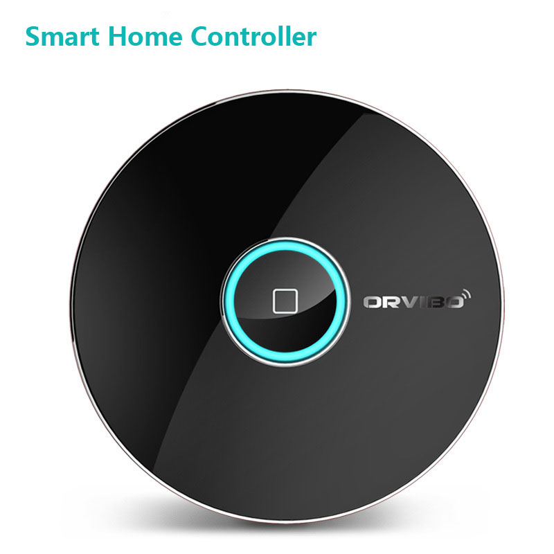 Orvibo Allone Smart Home Automation Intelligent Controller,IOS Android Smart Phone Wireless Remote Control IR+RF+WIFI Switch<br>