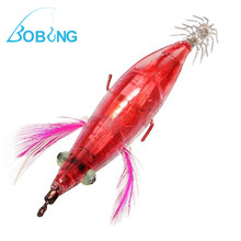 LED Electronic Luminous Shrimp Lure Squid Night Fishing Jigs Lures Artificial Bass Bait Hooks Fishing Tackle Accessories Tool(China)