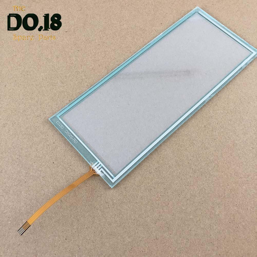 5* LCD Control Touch Screen Panel for Konica Minolta Bizhub C250 C252 C300 C350 C351 C352 C450 C452 Touch Panel 4037-7807-01