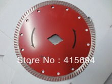 180x10xDM-15.88mm cold press turbo diamond  saw blade for bricks, granite,marble and concrete.With frange