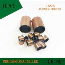 Buy Free shipping 10Pcs SF1 SF-1 10pcs 1006 1008 1010 1012 1015 1020 Self Lubricating Composite Bearing Bushing Sleeve size 12mm