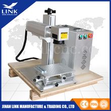 High speed cnc laser marking machinery, optical laser marker , laser marking machine for metal with rotary