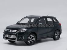 * Dark Green 1/18 Suzuki Vitara 2017 SUV Alloy Toy Car Model