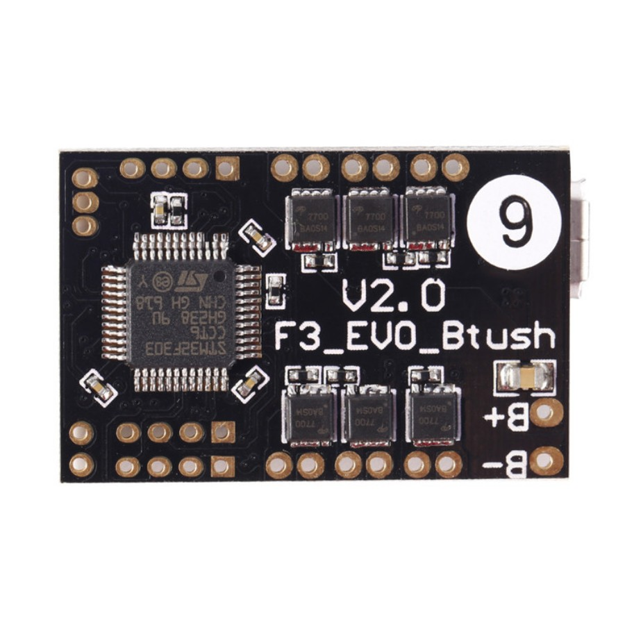 SP RACING F3 EVO Brush Flight Control Board For 90mm 120mm 125mm FPV Micro Quadcopters Better than Scisky 32bits Naze 32<br><br>Aliexpress