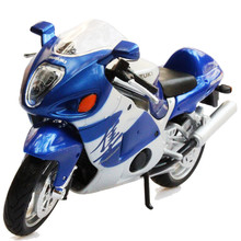 Maisto GSX 1300R Scale 1:12 Model Motorcycle Toys Diecast & ABS Alloy Classic Motorbike Model Mini Car Toy For Kids Juguetes(China)