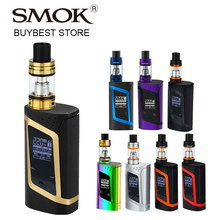Original 220W SMOK Great e-Cigs Vape Kit Alien TC Box MOD & TFV8 Big Baby Beast Tank 5ml Atomizer Electronic Cigarette - BuyBest Store store