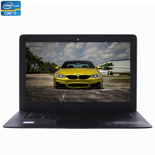 14inch Intel Core i5 CPU 8GB RAM+64GB SSD Windows 7/10 System 1920*1080 FHD Wifi Bluetooth Six Colors Laptop Notebook Computer(China)