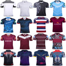 16 Colors Rugby Jerseys for adult 2017 men's Shirts top thailand quality Rugby Shirt size:S-3XL