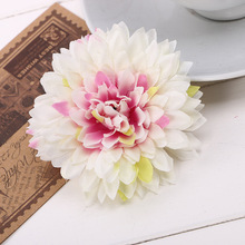 NEW Free shipping KLJH30497 49pcs /lot 7colors 8CM Silk daisy hair clip  Hawaii Dancer Summer Beach Party