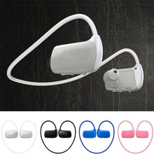 2017 New Real 8GB Wireless Bluetooth MP3 Player for Son Earbuds NWZ-W615 8G Earphones Sport Lettore Mp3 Music Players Headphones