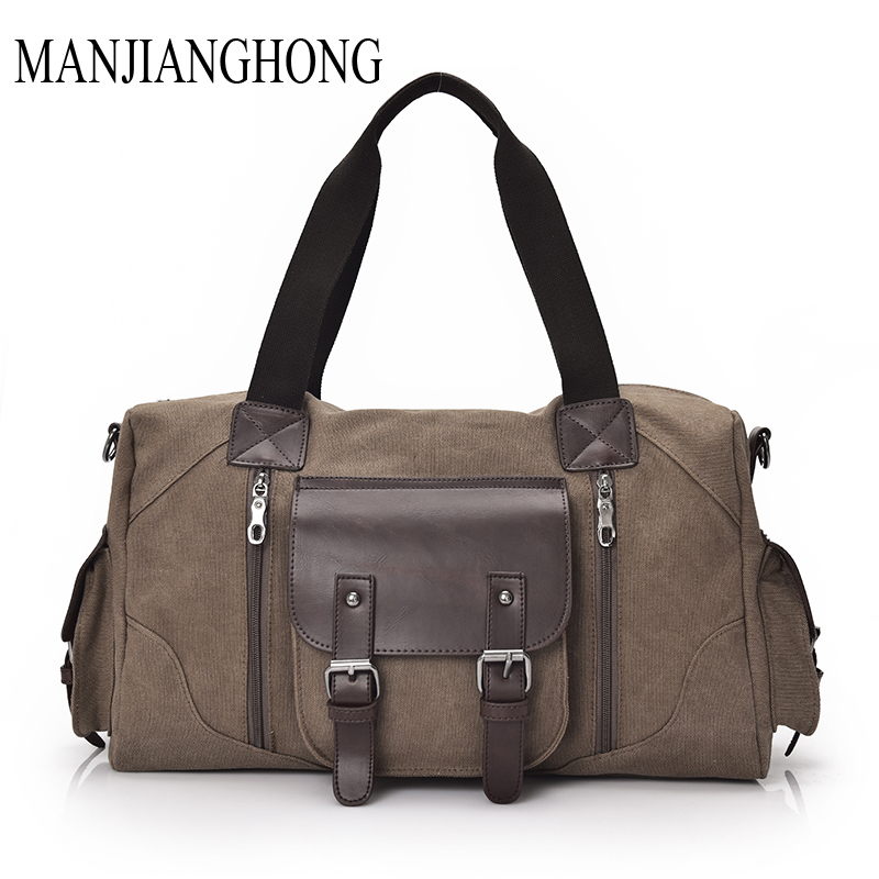 2018 New Mens Crossbody Shoulder Bag Canvas Messenger Bags Man Handbag Large capacity Tote Bag male big Casual Travel Bag <br>