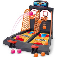 desktop basketball Mini Finger Shoot a basket Child table games Double play interaction toy Model Building Fun toy sport gift