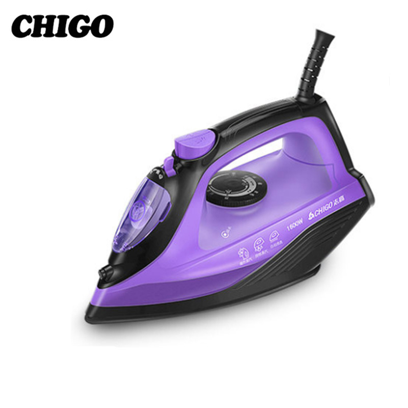 Chigo Multifunctional Handheld  Electric Steam Iron With Surge Steam Home Travelling Clothes Steamer Handle Garment Steamer<br>