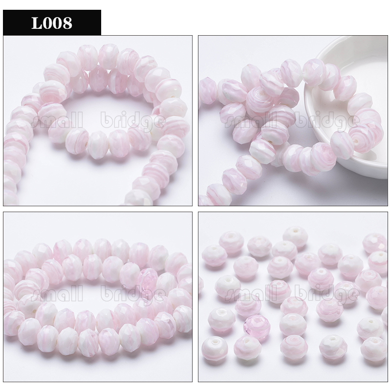 glass lampwork beads (8)