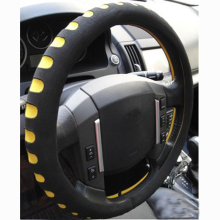 Car Steering Wheel cover Set Eva mediums size 38 steering-wheel auto protect wheel covers absord sweat anti-slip  wheel covers