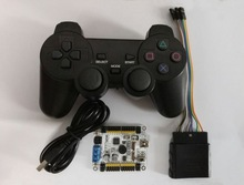 32 Channel Servo Control Board & PS2 Controller + Receiver for Hexapod Robot /Spider /17DOF/19DOF Robtics