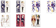fate/grand order FGO anime Characters saber alter & jeanne d'arc pillow cover fate/stay night Gilgamesh Mordred body Pillowcase(China)