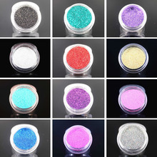 Woman Should NS2NR2 Glitter Nail Art Dust Tool Kit Acrylic Gem Polish Nail Tools 3D Nail Art Decorations Nail Glitter Powder(China)